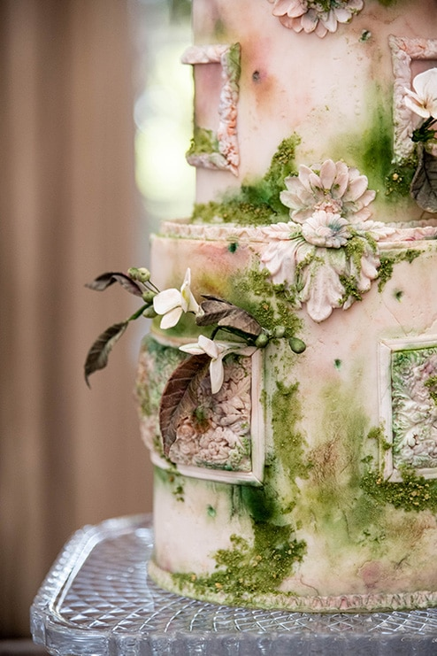 6 things to keep in mind when choosing your wedding cake, 1