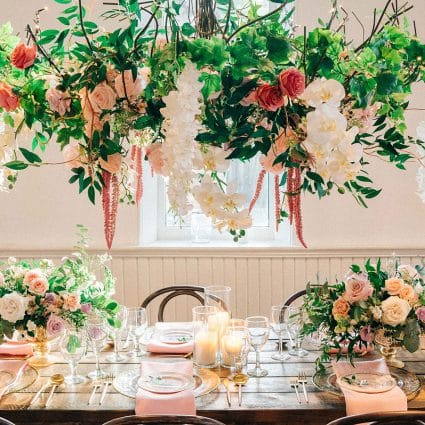 Thumbnail for 8 Floral Trends You Need to Know About for Intimate Weddings in 2021
