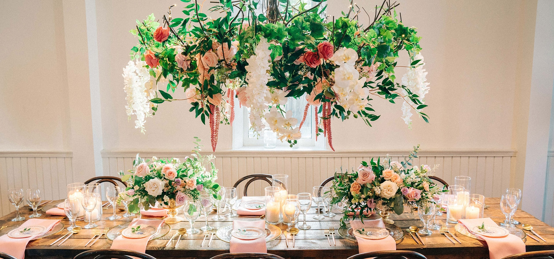Hero image for 8 Floral Trends You Need to Know About for Intimate Weddings in 2021
