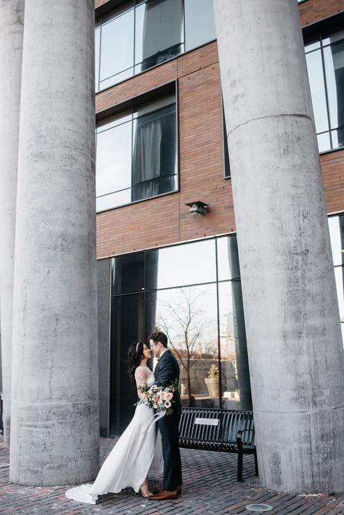 Wedding at Cluny Bistro, Toronto, Ontario, Olive Photography, 2