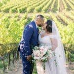 Thumbnail for Stephanie and Kemar's Vineyard Wedding at Ravine Vineyard