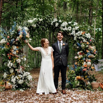 Thumbnail for 10 Ways to Plan a Magical Outdoor Wedding in the Forest