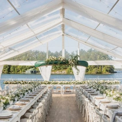 Premier Event Tent Rentals featured in Six Tent Rental Companies in the GTA