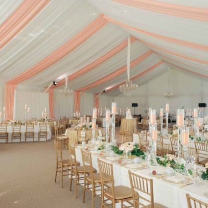Regal Tent Productions featured in Six Tent Rental Companies in the GTA