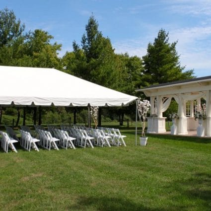The Party Centre featured in Six Tent Rental Companies in the GTA