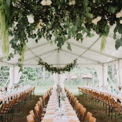 100 Acre Wood featured in 10 Lovely Venues in Prince Edward County