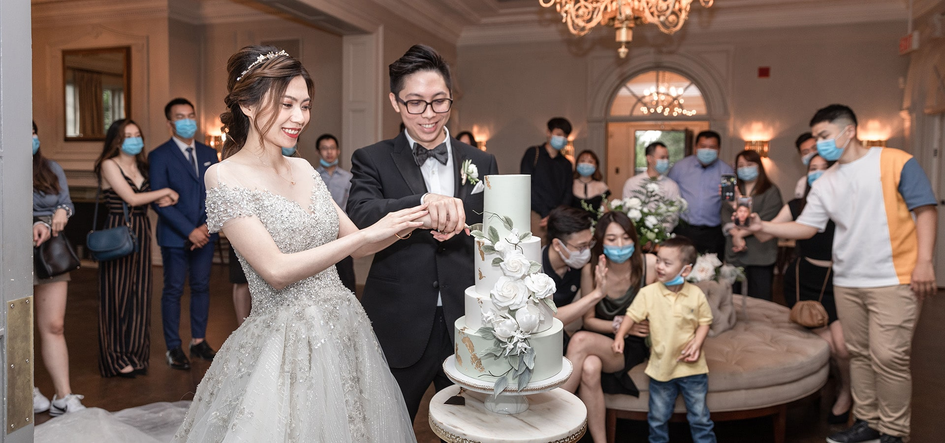 Hero image for Where to Get a Wedding Cake in Toronto for Your Intimate Wedding