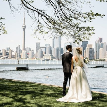 Royal Canadian Yacht Club featured in 12 Outdoor Wedding Venues with Gorgeous Views