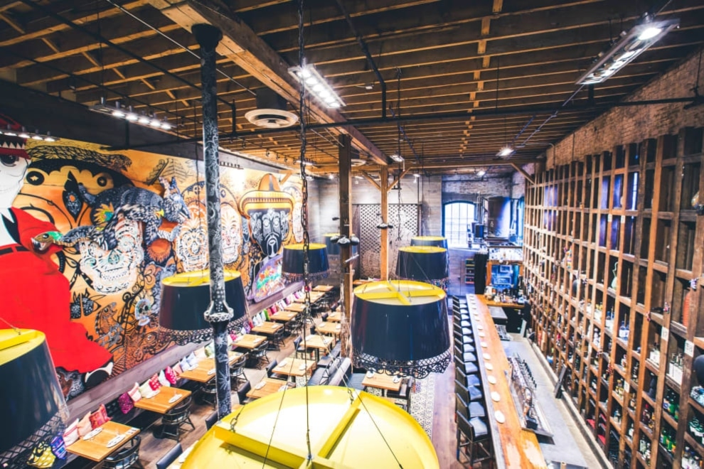 eight historic venues in torontos infamous distillery district, 8