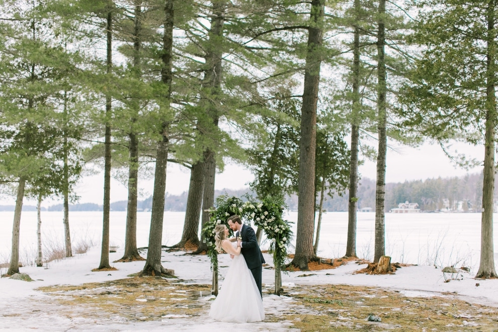 8 ways make your winter wedding awesome, 1