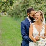 Thumbnail for Nina and Dan's Sweet Barn Wedding at Stonewall Estates