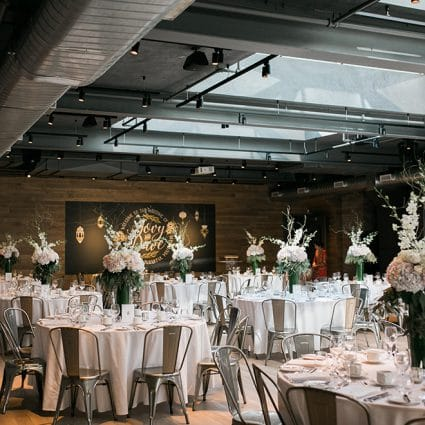 Aperture Room featured in 8 Eco-Friendly Wedding Venues in the GTA