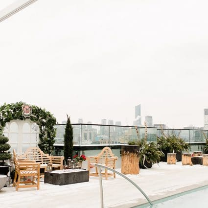 Chez Lavelle featured in 12 Outdoor Wedding Venues with Gorgeous Views