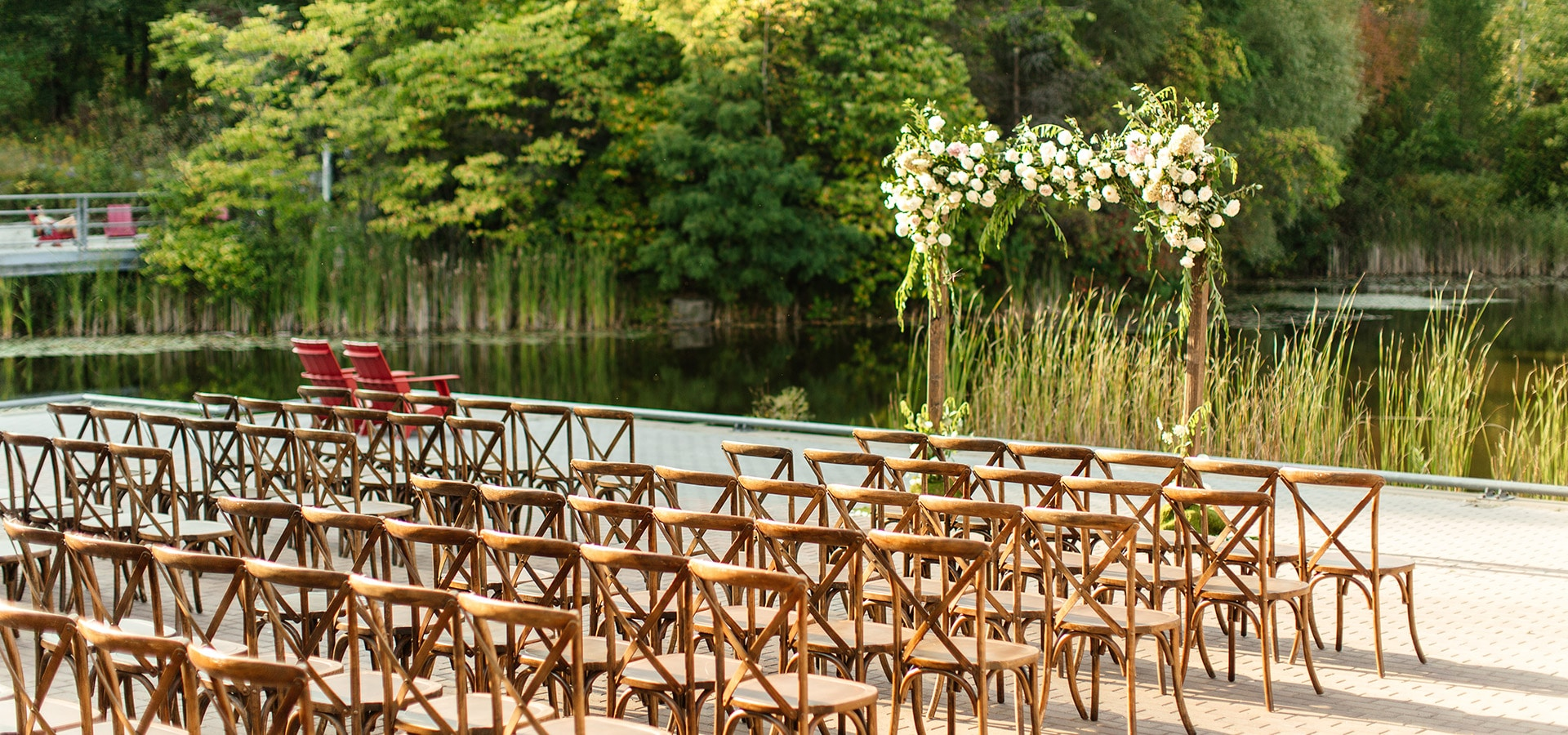Hero image for 8 Eco-Friendly Wedding Venues in the GTA