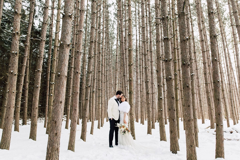 8 ways make your winter wedding awesome, 3