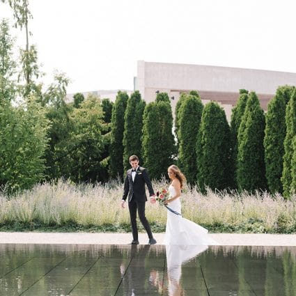 Aga Khan Museum featured in 12 Outdoor Wedding Venues with Gorgeous Views