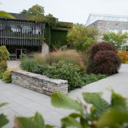 Toronto Botanical Garden featured in 8 Eco-Friendly Wedding Venues in the GTA