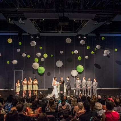 Daniels Spectrum featured in 8 Eco-Friendly Wedding Venues in the GTA