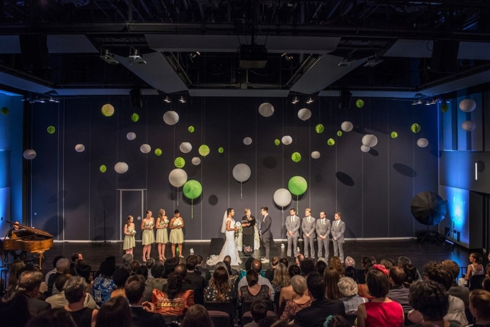 8 eco friendly wedding venues in the gta, 12