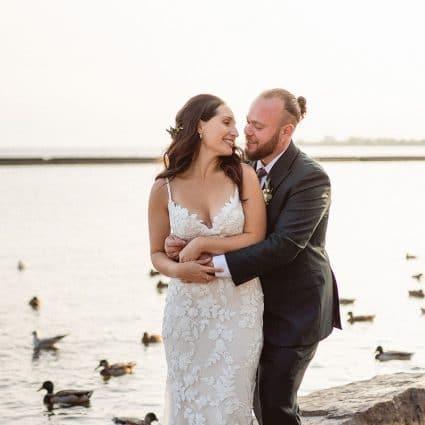 Thumbnail for Anastasia and Daniel's Palais Royale Micro Wedding