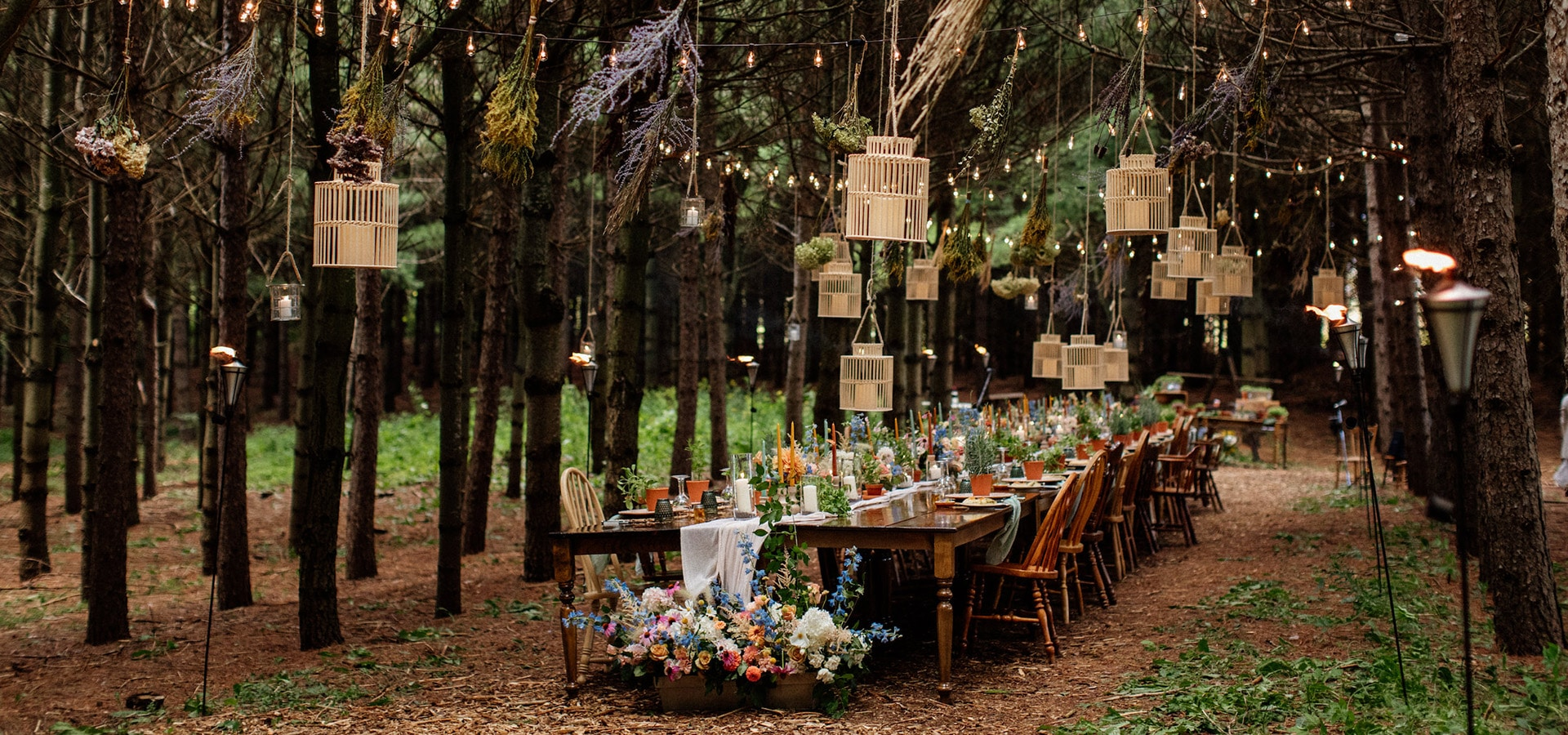Hero image for The 6 Most Important Things to Remember for Your Outdoor Wedding!