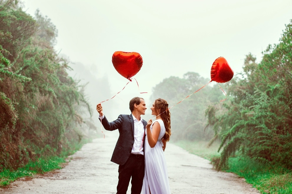 Married Valentine's Day