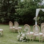 Thumbnail for Dreamy Inspiration for an Outdoor Intimate Wedding