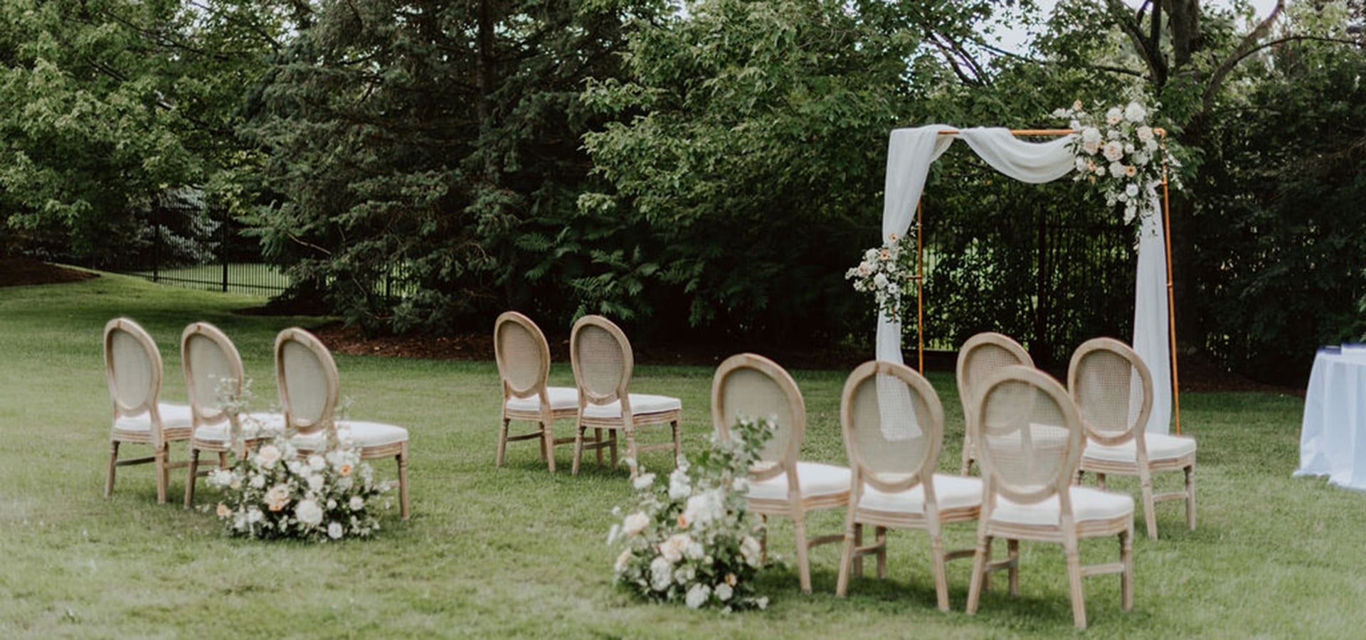 Hero image for Dreamy Inspiration for an Outdoor Intimate Wedding