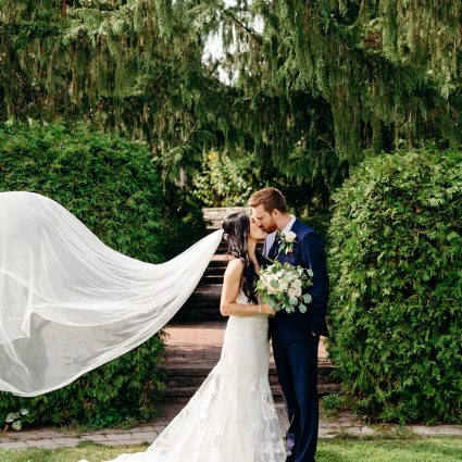 The Big Day featured in Cheryl and Chris' Romantic Summer Wedding at Archeo