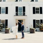 Thumbnail for Brandi and David's Sweet Ceremony at Harding Waterfront Estate