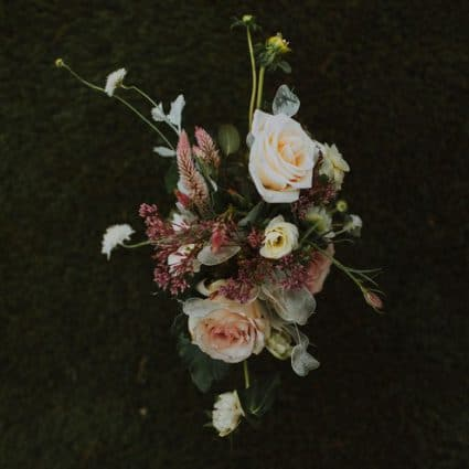 Sweet Woodruff featured in Cydney and Jay's Sweet Summer Cottage Wedding