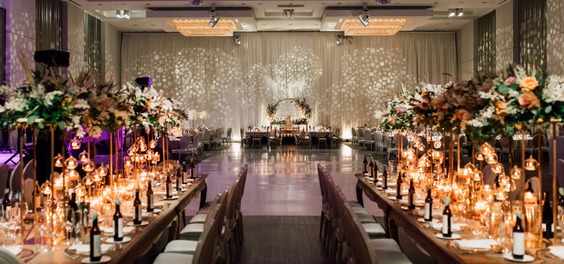 Hero image for What Will Your Wedding Day Look Like? Here's Your Typical Reception Timeline