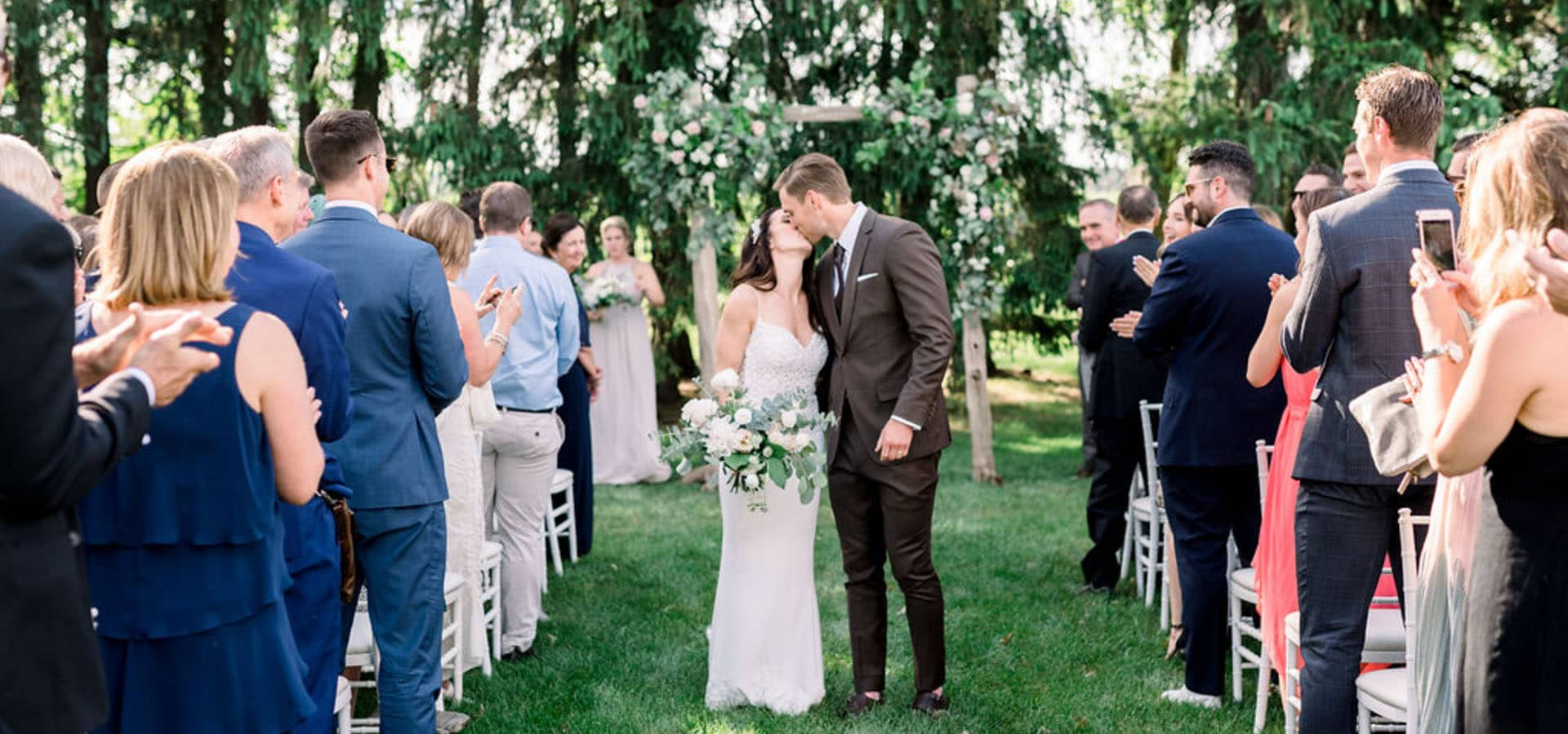 Hero image for Five Perks of a Hosting a Spring Wedding