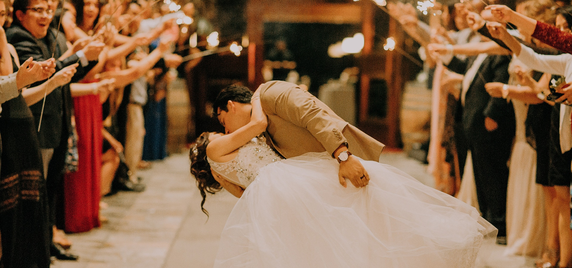 Hero image for 6 Tips on Making Sure Your First Kiss as a Married Couple isn't Awkward