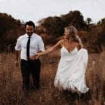 Thumbnail for Mike and Kaitlin's Boho-Chic Summer Nuptials