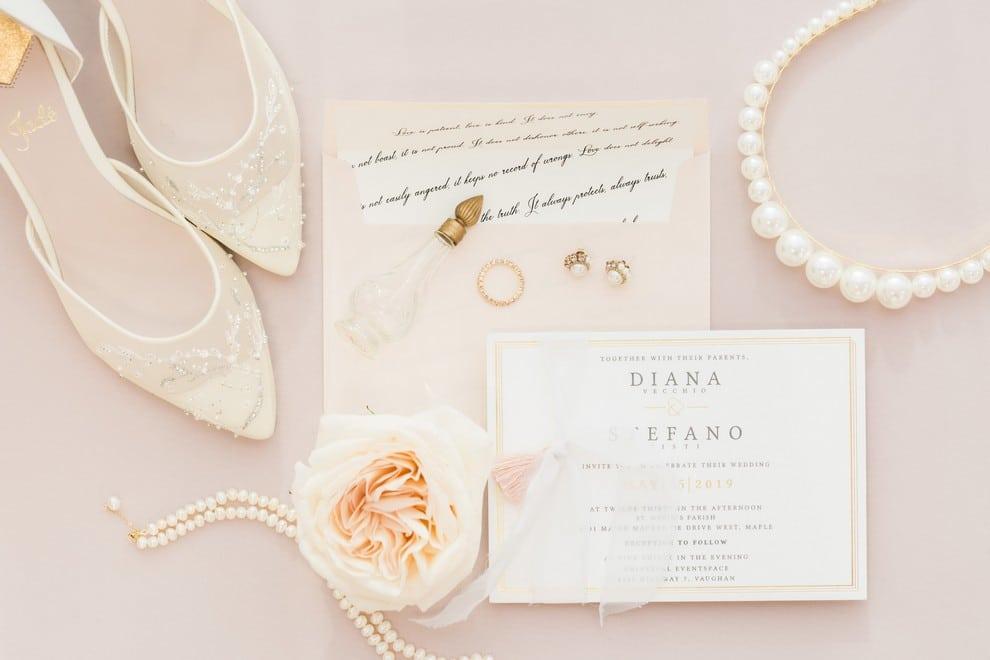 styled shoot blushing spring bride, 1
