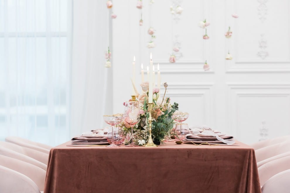 styled shoot blushing spring bride, 5