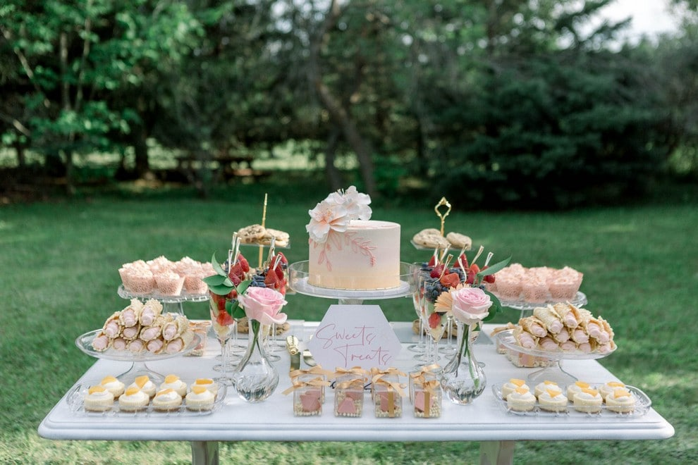 a summery chic inspired styled birthday shoot, 12