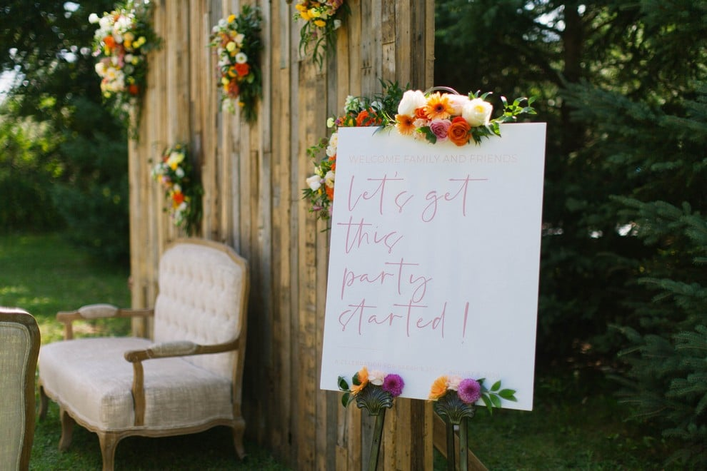 a summery chic inspired styled birthday shoot, 2