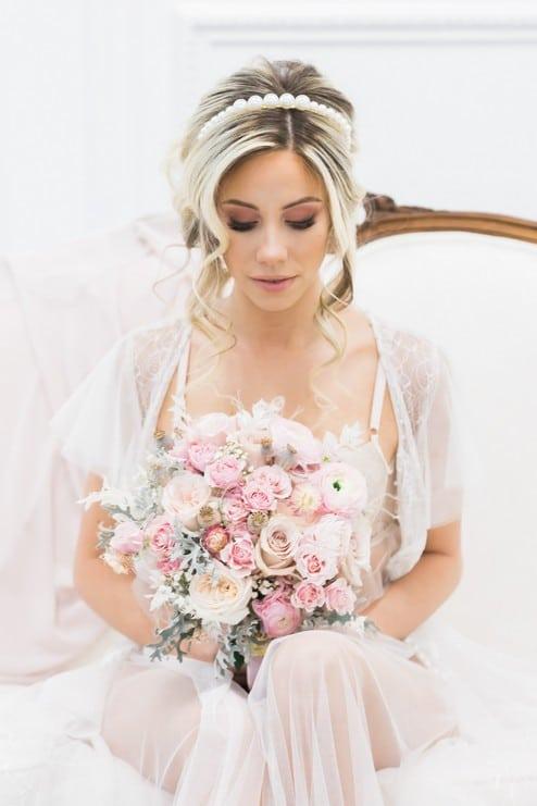 styled shoot blushing spring bride, 19