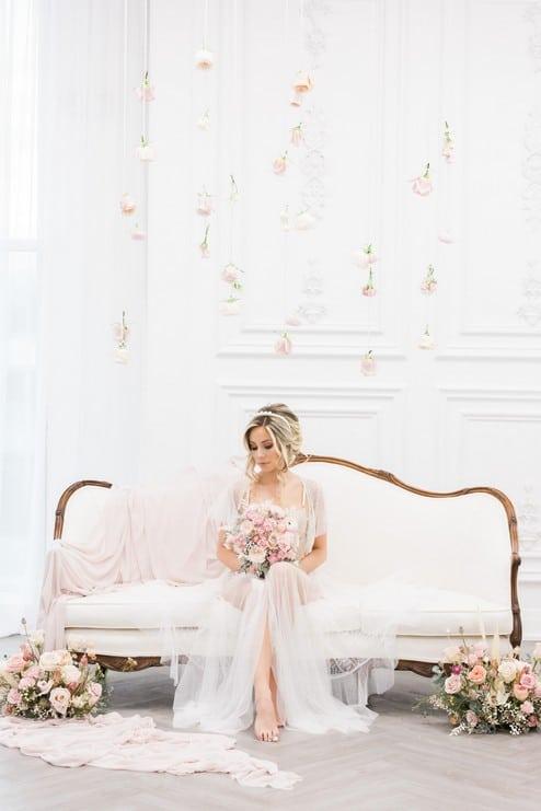 styled shoot blushing spring bride, 20