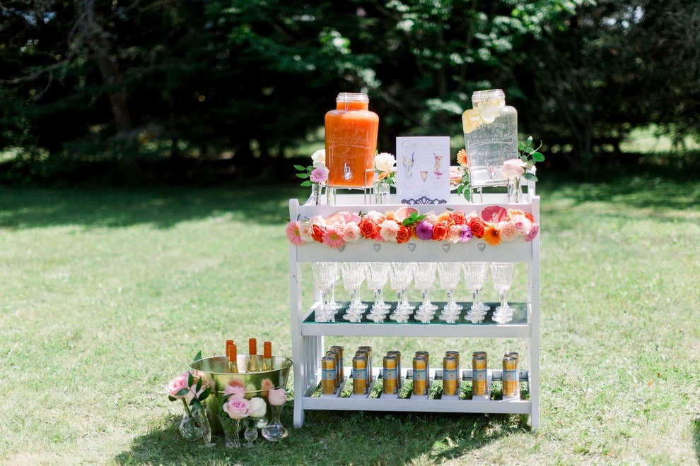 a summery chic inspired styled birthday shoot, 3