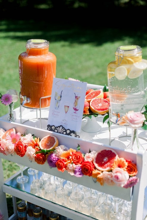 a summery chic inspired styled birthday shoot, 4
