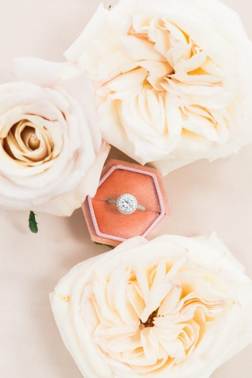 styled shoot blushing spring bride, 3