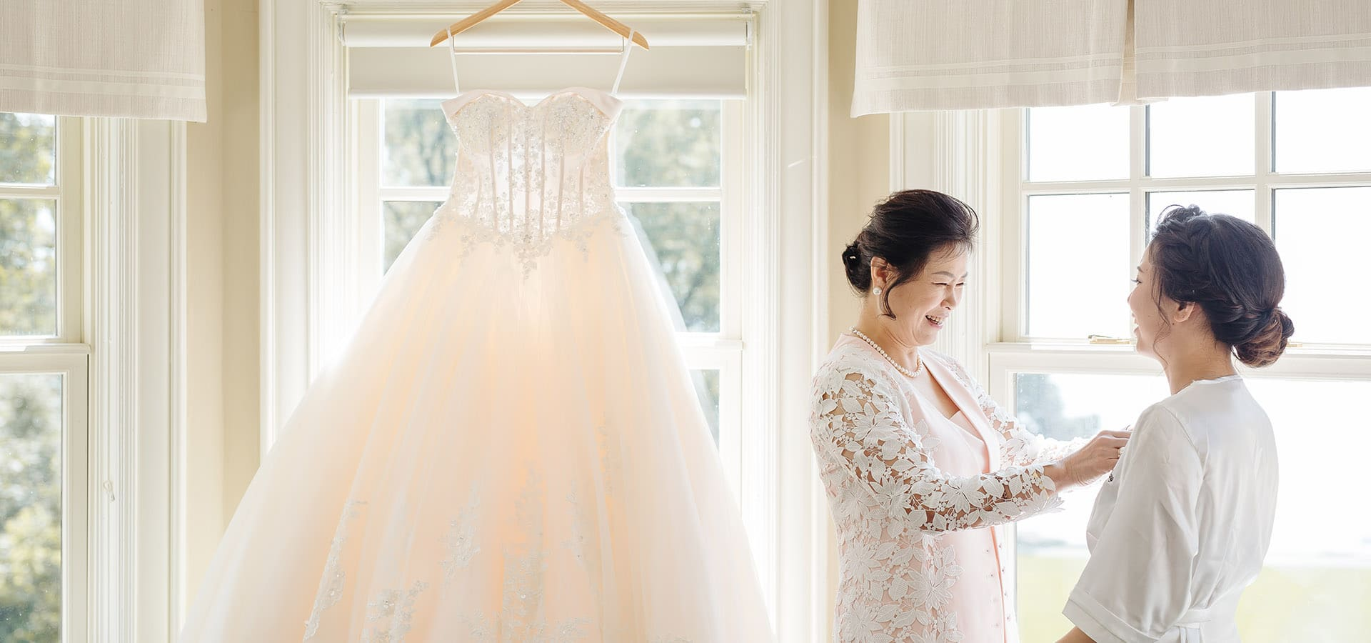 Hero image for 6 Ways to Include Your Mom in Your Wedding
