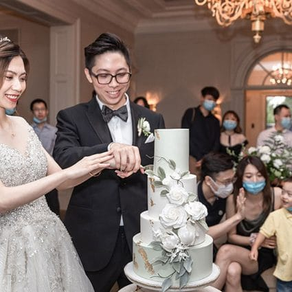 Thumbnail for 6 Things to Keep in Mind When Choosing Your Wedding Cake