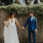 Thumbnail for Meghan and Fred's Beautiful Micro-Wedding at Boehmer Restaurant