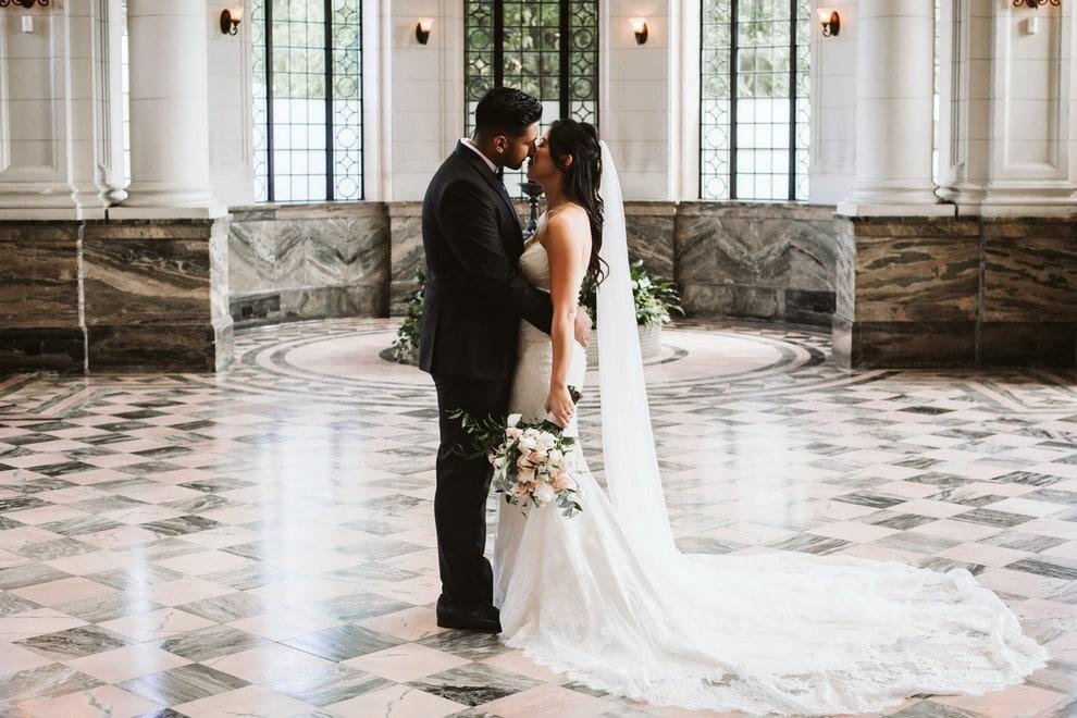Wedding at The Guild Inn Estate, Toronto, Ontario, 7