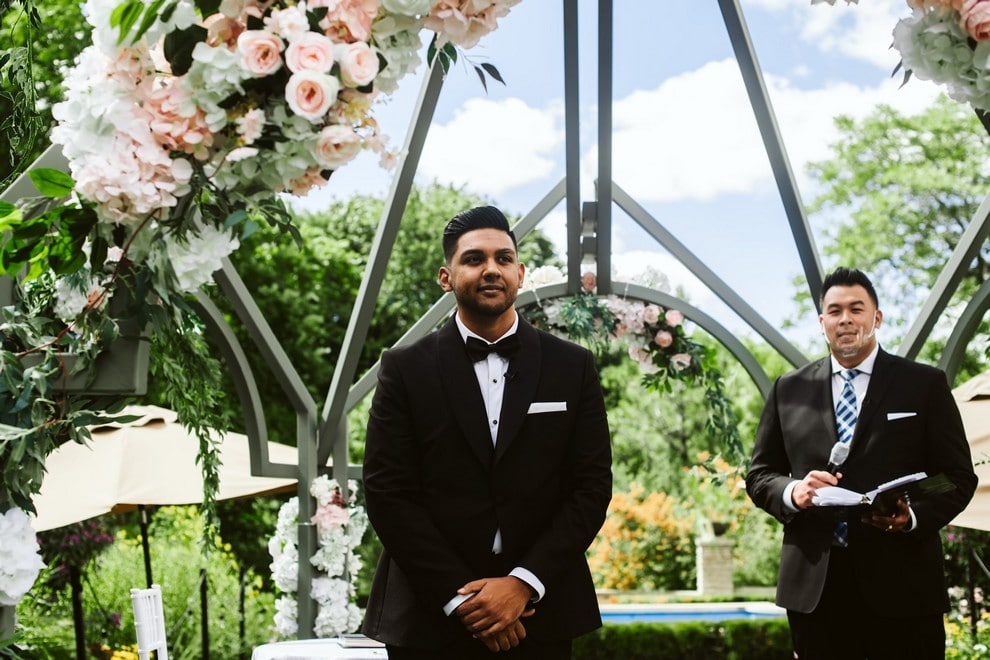 Wedding at The Guild Inn Estate, Toronto, Ontario, 12
