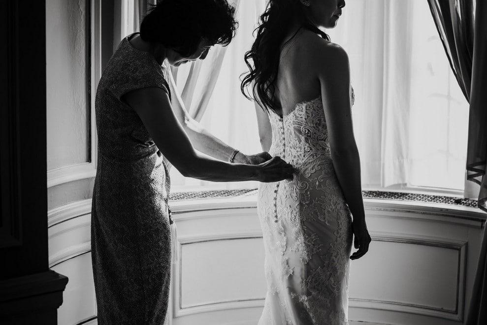 Wedding at The Guild Inn Estate, Toronto, Ontario, 1